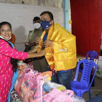 Covid Relief Work Tiruvallur john joseph foundation (11)
