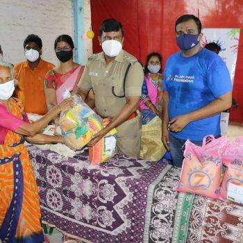 Covid Relief Work Tiruvallur john joseph foundation (15)