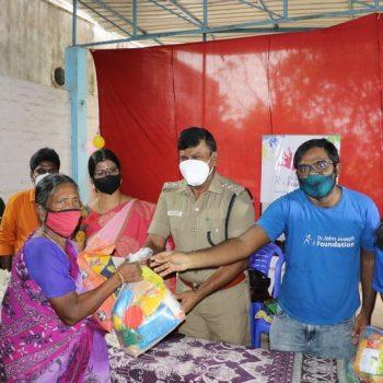 Covid Relief Work Tiruvallur john joseph foundation (16)