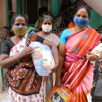 Covid Relief Work Tiruvallur john joseph foundation (18)