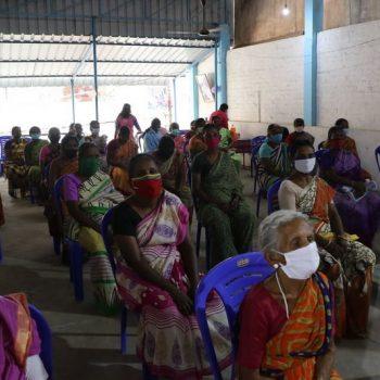 Covid Relief Work Tiruvallur john joseph foundation (3)