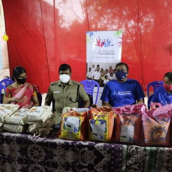 Covid Relief Work Tiruvallur john joseph foundation (8)