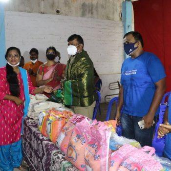 Covid Relief Work Tiruvallur john joseph foundation (9)